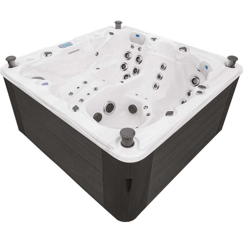 Fox Spa Vision Whirlpool DRE2000-1CL für 6 Personen ca. 200 x 200 x 89 cm