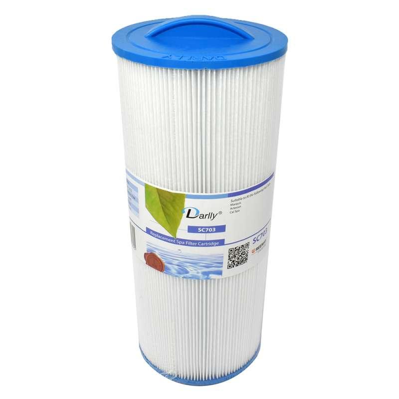 Darlly® Filter Ersatzfilter SC703 Lamellenfilter Marquis Artesain Cal Spas