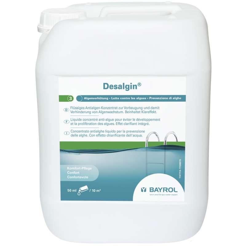 Bayrol Desalgin 10 L Algenverhütung Algenschutz Poolpflege 1141114