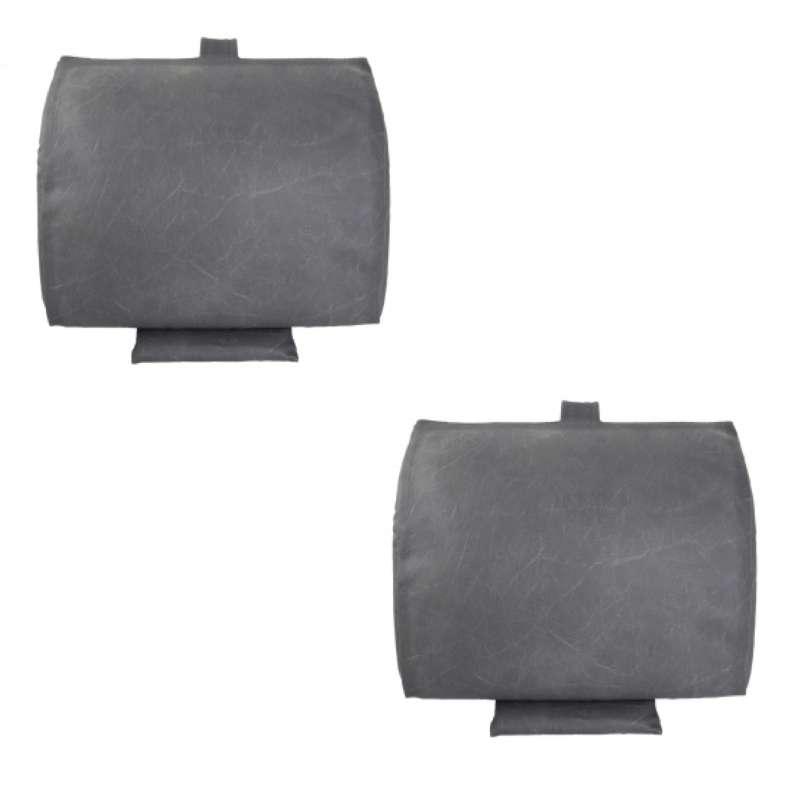 Softub Nackenkissen für Softub Whirlpool charcoal (blau) Set 2 Stück
