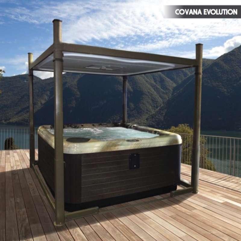 stunning abdeckung whirlpool jacuzzi images. Black Bedroom Furniture Sets. Home Design Ideas
