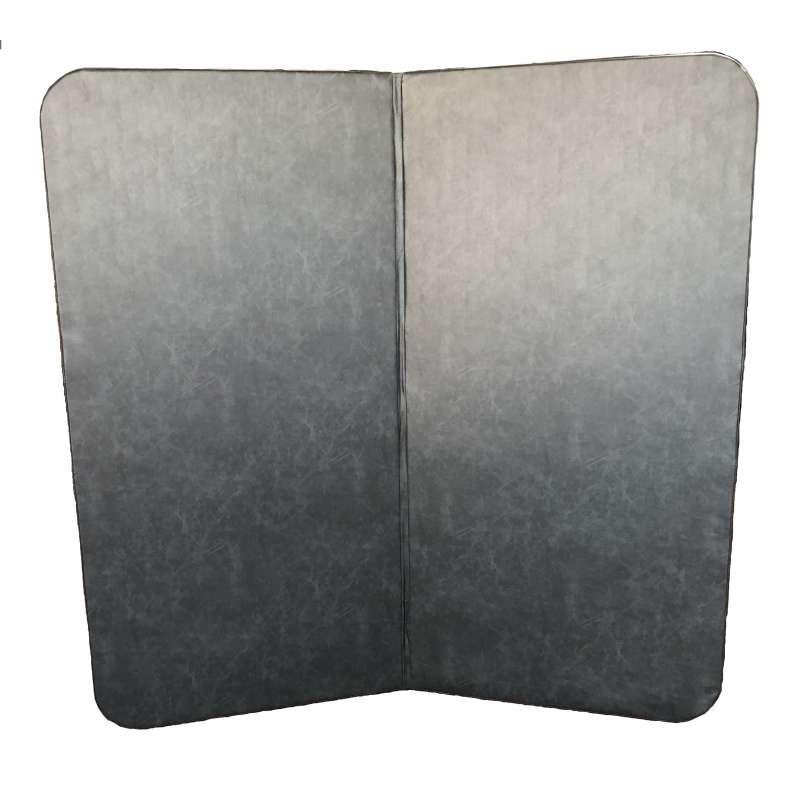 FoxSpa SunSpa Whirlpoolabdeckung Cover 200 x 200 cm grau