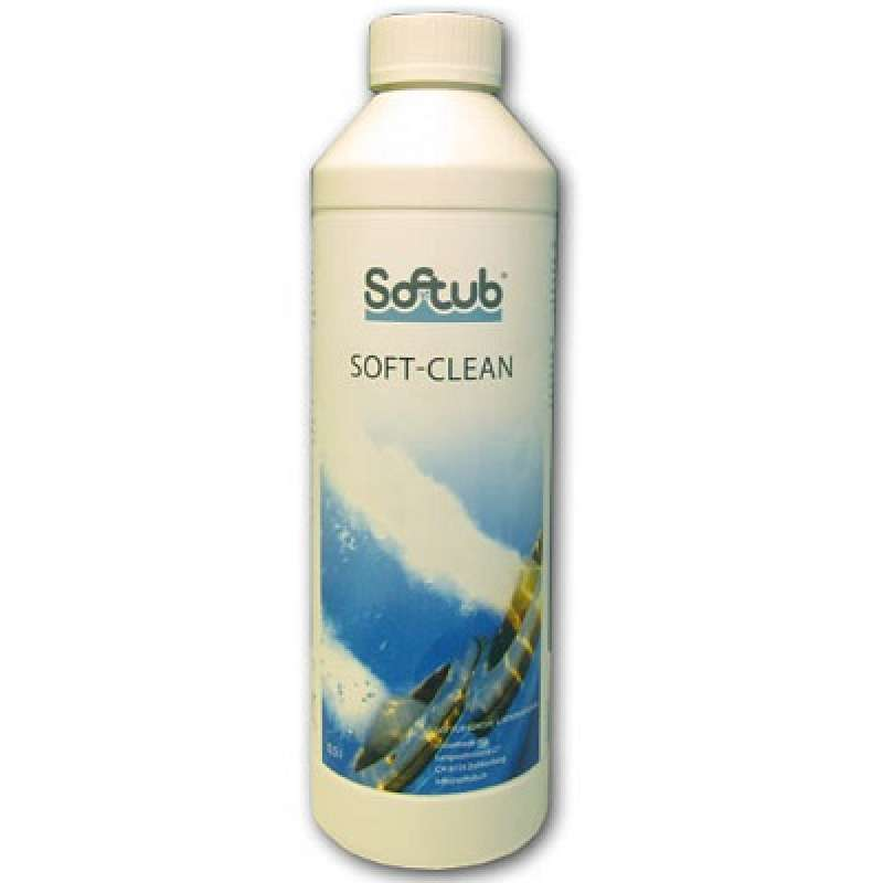 Softub Soft Clean Folienreiniger für Whirlpools und Schwimmbäder 26001002