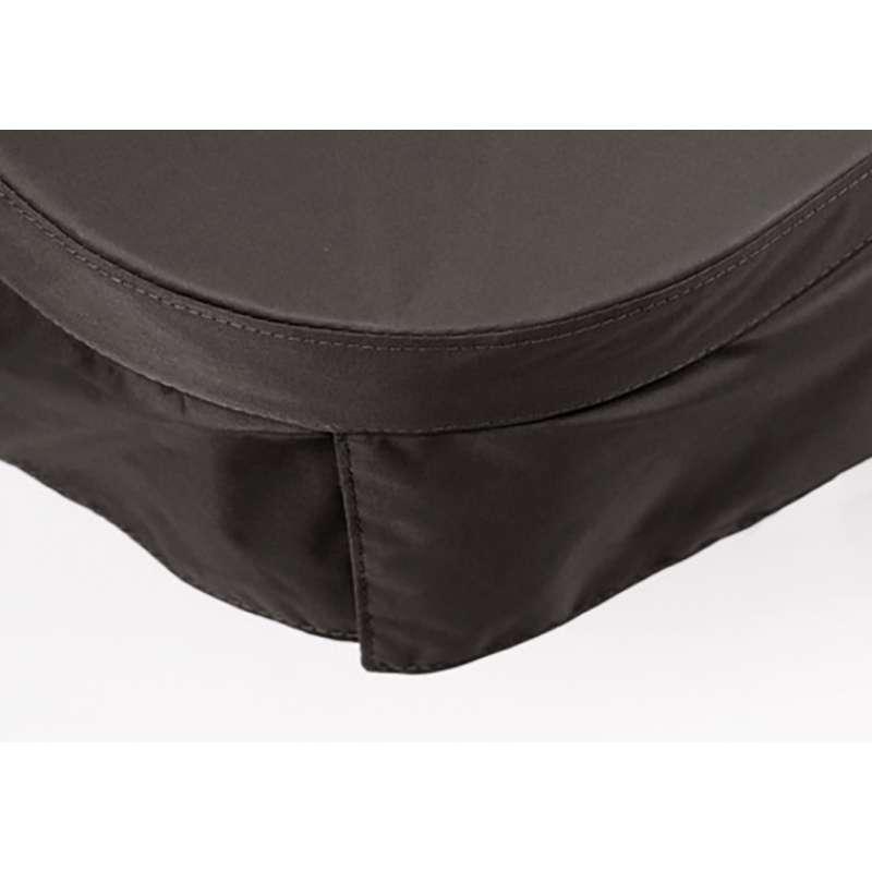 Villeroy & Boch Whirlpoolabdeckung V&B 201 x 224 cm Whirlpool Cover 251/451 Graphite Ash Grey