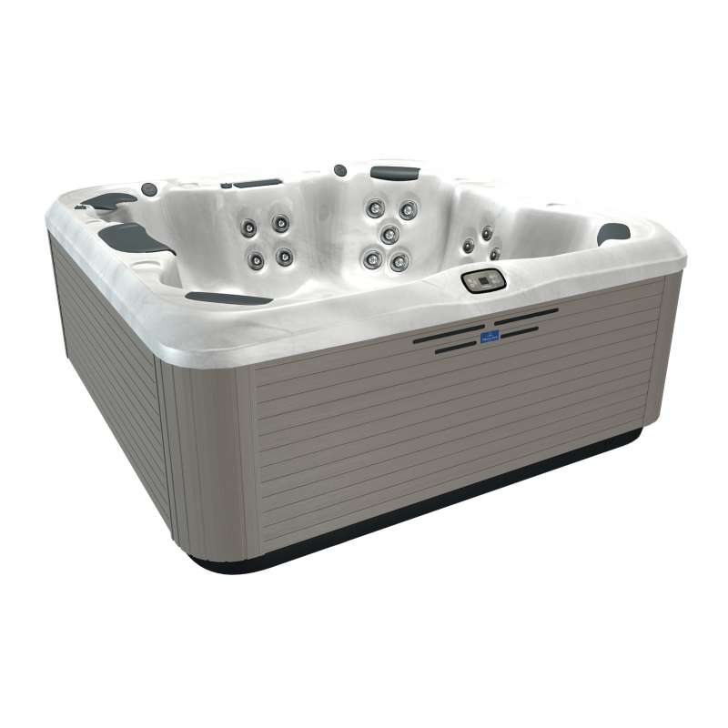 Villeroy & Boch Whirlpool X8 Platinum Harbour Grey X-Series für 8 Personen