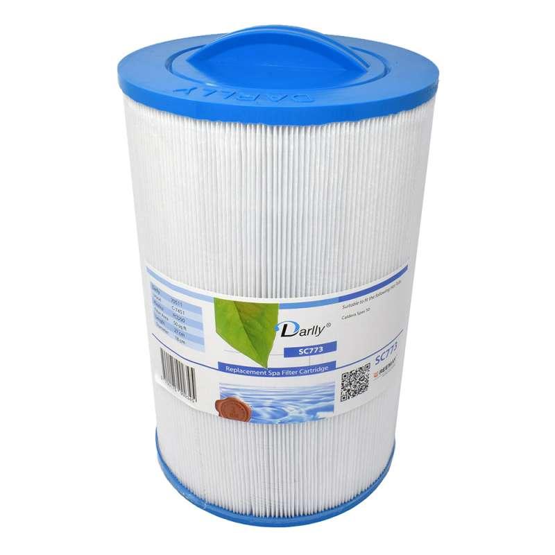 Darlly® Filter Ersatzfilter SC773 Lamellenfilter Caldera Spas 50 Whirlpool