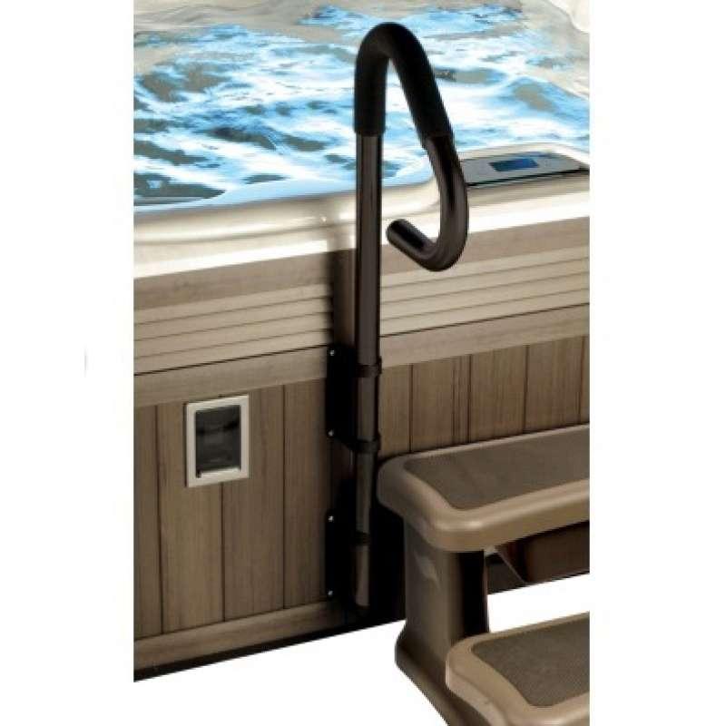 Leisure Concepts Safe-T-Rail Stainless Steel Handlauf Handgriff für Whirlpool