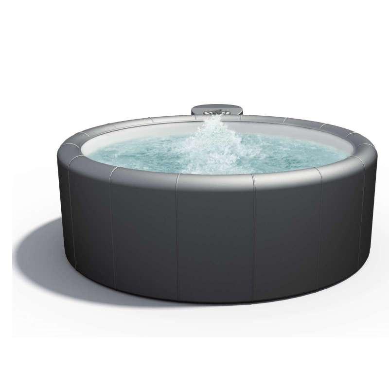Softub Whirlpool Modell Legend 220 3 bis 4 Personen 9 Farben innen pearl