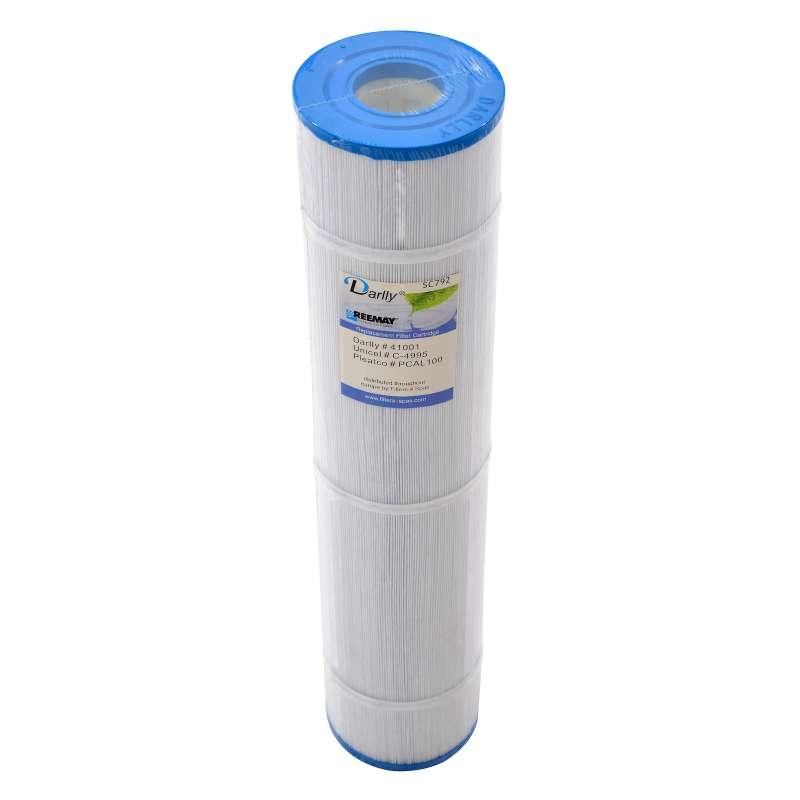 Darlly® Filter Ersatzfilter SC792 Lamellenfilter für Cal Spas Jacuzzi Skyline