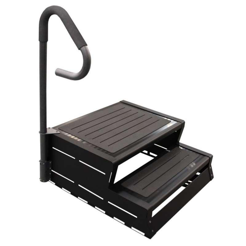 Leisure Concepts ModStep 2XL Treppe mit Safe-T-Rail Einstiegshilfe für Whirlpools